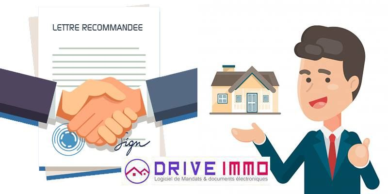 Immobilier: le négociateur doit-il vérifier la signature?